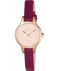 Radley RY2414 Mesdames WIMBLEDON rubis montre bracelet en cuir