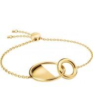 Calvin Klein KJ8GJB100100 Mesdames bracelet verrouillé