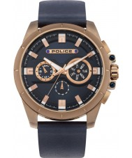 Police 95046AEU-03 Montre homme