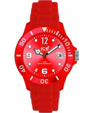 Ice-Watch 000129 Petit sili montre toujours rouge