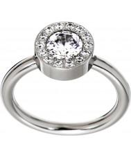 Edblad 83279 acier thassos anneau de dames - taille p (m)