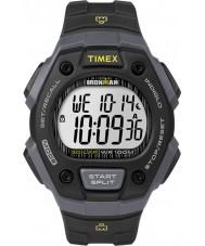 Timex TW5M09500 Mens ironman résine noire montre bracelet