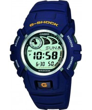 Casio G-2900F-2VER montre bleu Mens g-shock e-banque de données