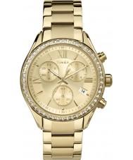 Timex TW2P66900 Mesdames miami montre chronographe en or
