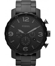 Fossil JR1401 Mens nate montre chronographe