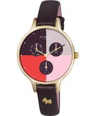 Radley RY2428 Mesdames abbaye de clou de girofle montre chronographe en cuir