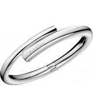 Calvin Klein KJ5GMD00010M Mesdames flairent bracelet en acier argent - taille m