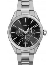 Timex TW2P97000 de Mens argent montre bracelet en acier