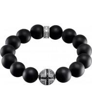 Thomas Sabo A1572-705-11-L18 Bracelet rebelle au coeur