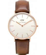 Daniel Wellington DW00100006 Mens 40mm classique st mawes montre en or rose