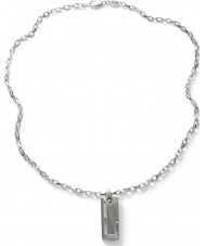 Fossil JF84466040 Collier pour hommes