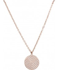 Fossil JF02747791 Collier femme