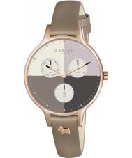 Radley RY2430 Mesdames abbaye bois montre chronographe en cuir