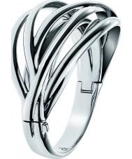 Calvin Klein KJ1RMD00010S Mesdames croquante bracelet en acier inoxydable