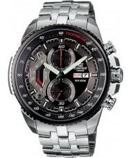 Casio EF-558D-1AVEF Mens édifice acier noir montre chronographe