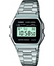 Casio A158WEA-1EF Mens montre de collection