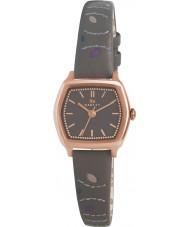 Radley RY2164 Mesdames schiste feuille cuir cousu montre bracelet