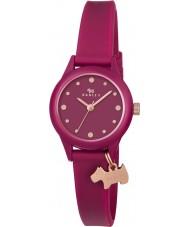 Radley RY2438 Mesdames regardent rubis montre bracelet en silicone
