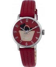 Radley RY2287 Mesdames rubis cuir montre bracelet