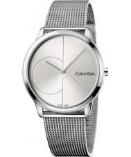 Calvin Klein K3M2112Z Montre minimale pour hommes
