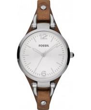 Fossil ES3060 Mesdames géorgie montre brune