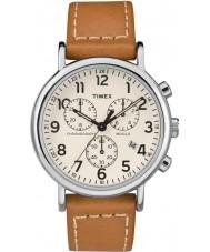 Timex TW2R42700 Montre Weekender