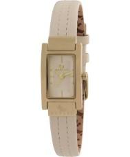 Radley RY2050 Mesdames crème cousu montre bracelet en cuir