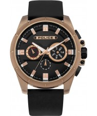 Police 95046AEU-02B Montre homme