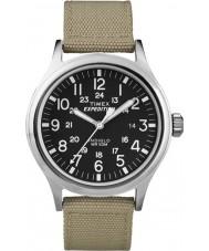 Timex T49962 Mens expédition montre tan scout