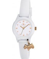 Radley RY2320 Mesdames regardent! bracelet blanc montre avec rose des reflets dorés