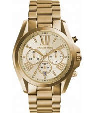Michael Kors MK5605 plaqué or Ladies lexington montre chronographe