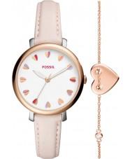 Fossil ES4351SET Ensemble de cadeau de montre pour femme jacqueline