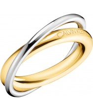 Calvin Klein Dames double anneau