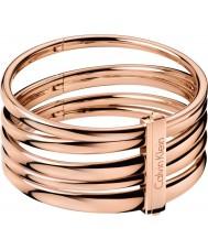 Calvin Klein KJ2GPD10010S Mesdames somptueux rose bracelet en or