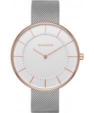 Skagen SKW2583 Mesdames gitte acier argenté montre bracelet en maille