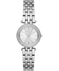 Michael Kors MK3294 Mesdames mini-darci acier argenté montre bracelet
