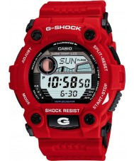 Casio G-7900A-4ER Mens g-shock g de sauvetage de la montre rouge