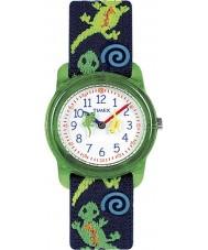 Timex T72881 geckos Enfants de montre extensible