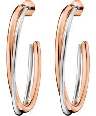 Calvin Klein KJ8XPE200100 Dames doubles boucles d'oreilles