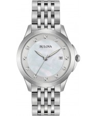 Bulova 96S174 diamants dames regardent