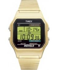 Timex T78677 Mens or classique de la montre chronographe numérique