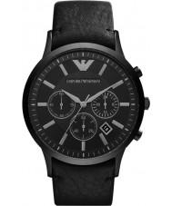 Emporio Armani AR2461 Mens chronographe classique montre noire