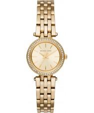 Michael Kors MK3295 Mesdames plaqué or mini-darci montre bracelet