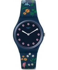 Swatch GN256 Dames fleur tapis montre