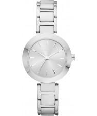 DKNY NY2398 Mesdames Stanhope argent montre bracelet en acier