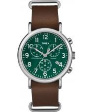Timex TW2P97400 Montre Weekender