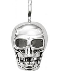 Thomas Sabo PE479-001-12 Mens 925 crâne pendentif en argent