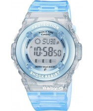 Casio BG-1302-2ER Ladies baby-g montre chronographe bleu
