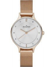 Skagen SKW2151 anita Ladies rose montre de maille d'or