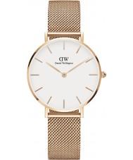 Daniel Wellington DW00100163 Ladies classic petite melrose 32mm montre